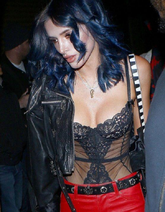 Gossip news: Bella Thorne ha un nuovo fidanzato e si tinge i capelli di blu