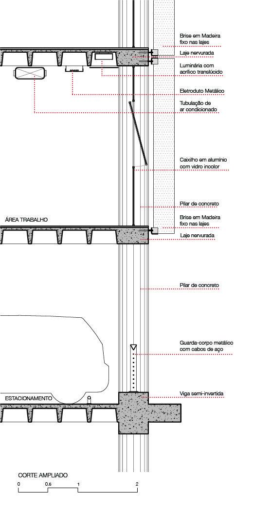 Galeria - Proposta para a ampliação do SENGE-RS / ENTRE Arquitetos, PIGEON e Coletivo de Arquitetos - 141