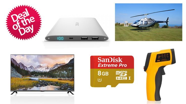 TechRadar Deals: Cheap TVs, storage, power packs and more   More hot deals from around the web as TechRadar continues its mission to save you money. Buying advice from the leading technology site