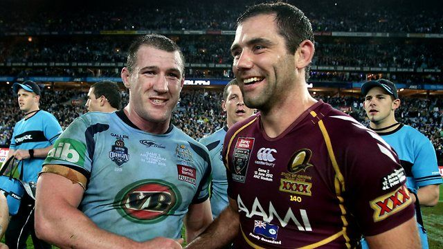 State of origin is a great part of Australia's history and of modern Australia.