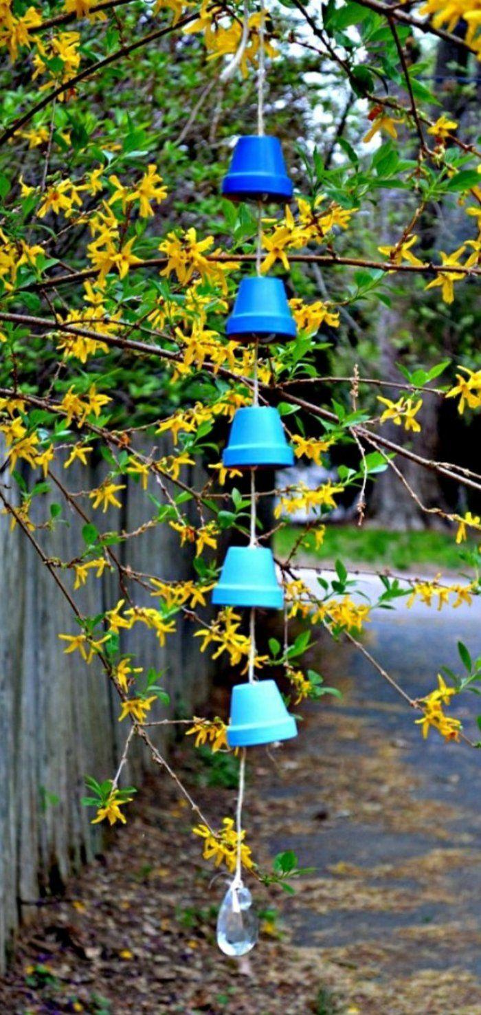 Gartendeko basteln mit kindern  Die besten 25+ Blumentöpfe Ideen nur auf Pinterest | Topfpflanzen ...