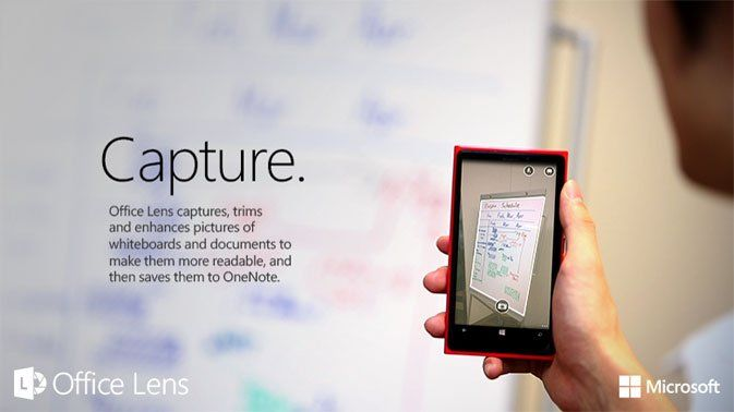 Office Lens is a free phone app that can scan photos for text and copy the text to Word