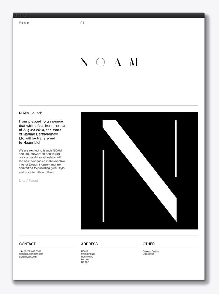 Noam – Graphical House