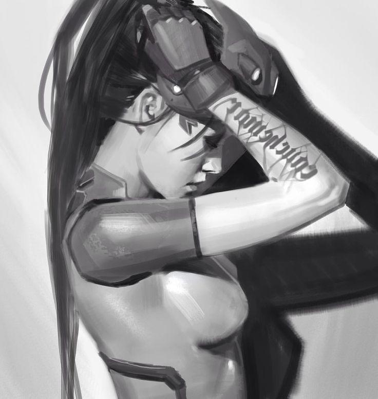 Art of Jason Kang