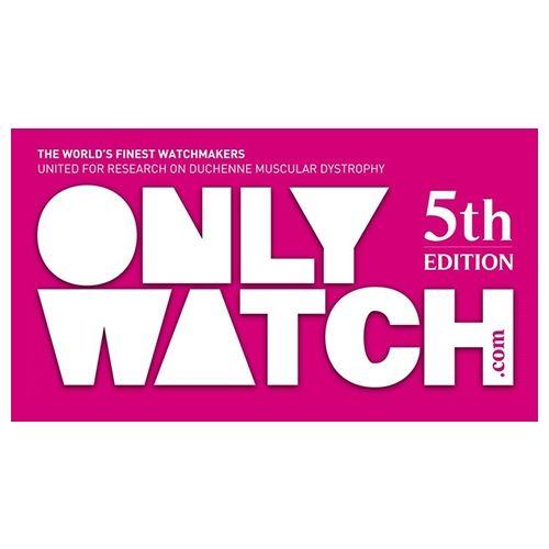 Kết quả đấu giá 33 chiếc đồng hồ tại Only Watch 2013