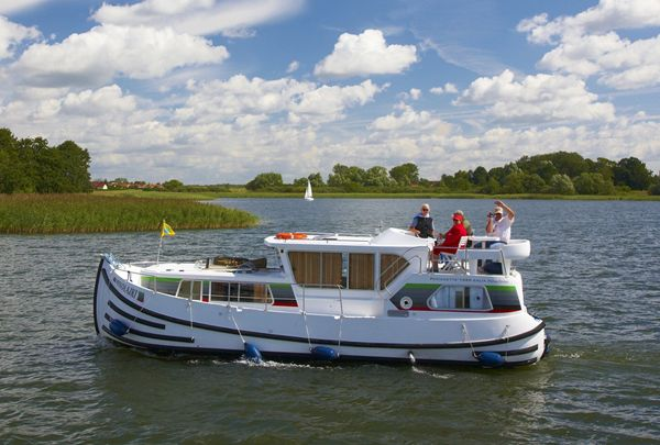 Hausboot Penichette 1020