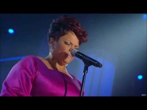 "Tamela Mann performs ""Take Me to the King"" on Bobby Jones Gospel."