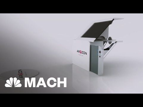 NBC News: A $30 Augmented Reality Headset That's Made From Cardboard   Mach