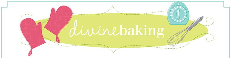 Divine Baking... I've already downloaded about 50 of her recipes...now to start trying them out!  They do look DIVINE!!
