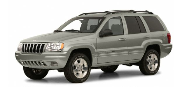 2001 JEEP GRAND CHEROKEE SPECIFICATIONS
