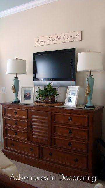 best 25 above tv decor ideas on pinterest - Bedroom Tv Ideas