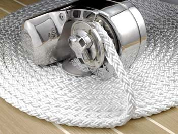 Marine Rope for anchor rodes and dock lines.