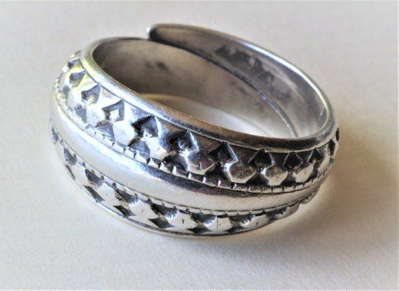 Your Place To Buy And Sell All Things Handmade Vintage Jewelry Rings For Men Sterling Silver Rings