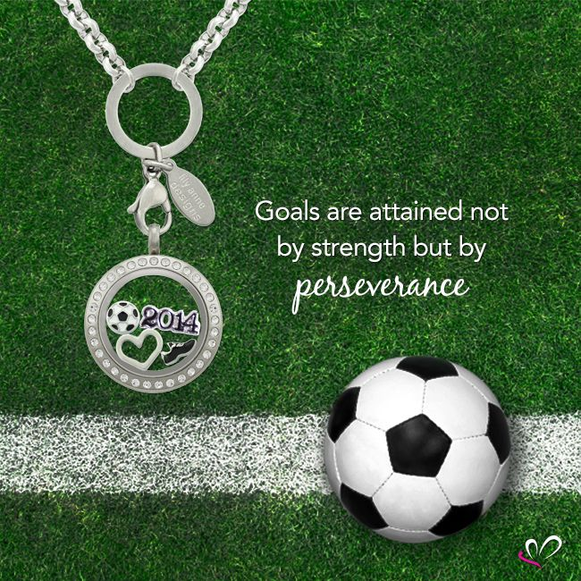 {Goals are attained not by strength but by perseverance}   The FIFA World Cup have officially started! Go Australia!!  www.lilyannedesigns.com.au/meganelliott  #LilyAnneDesigns #PersonalisedLockets #WorldCup