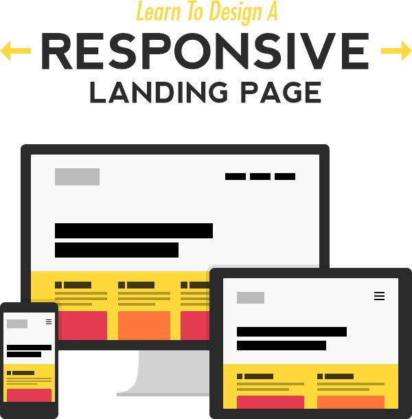 Responsive Web Design: Learn to Design a Responsive Landing Page - Skillshare