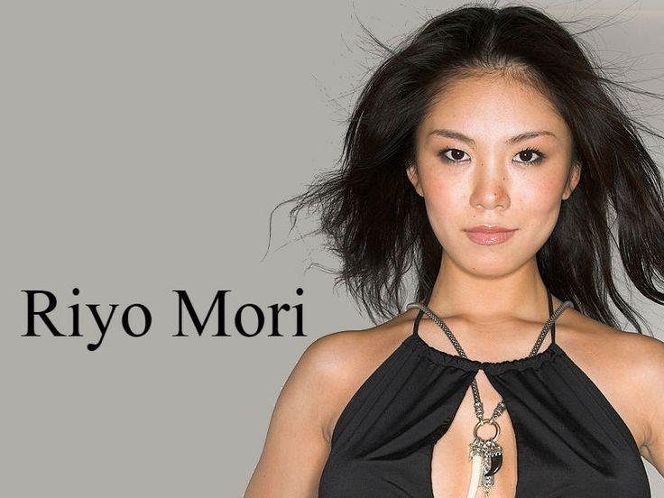 Riyo Mori Miss Japan wallpaper