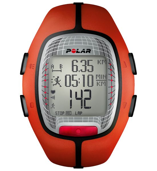 Polar RS300X Sports Watch - Monitor Heart Rate, Speed and Distance - For recreational athletes who require all essential heart rate and timing features