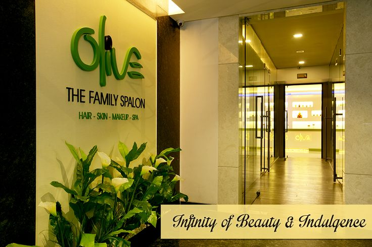 Infinity of Beauty & Indulgence. www.olivespalon.com