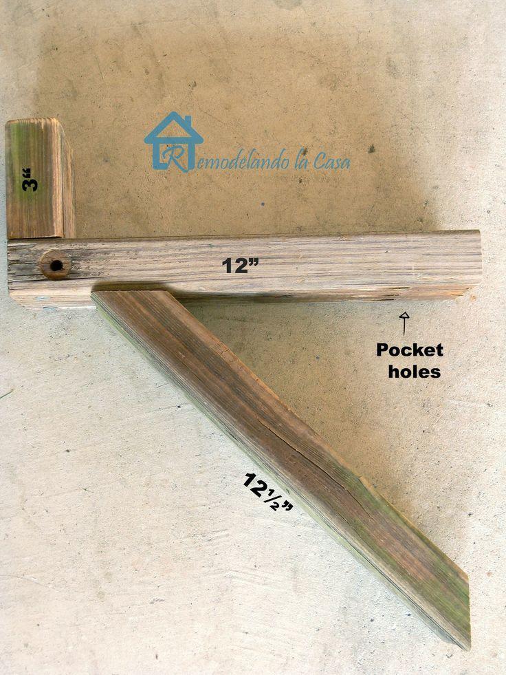 Remodelando la Casa: DIY - Water Hose Holder
