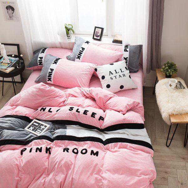 Victoria S Secret Bedding Sets Buy Victoria S Secret Pink Bed Sets Ebeddingsets Com Pink Bedding Set Victoria Secret Bedding Sets Victoria Secret Bedding