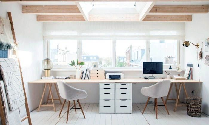Unique Wooden Desk Gumtree Perth For Your Home Home Office Setup Ikea Home Office Home Office Design