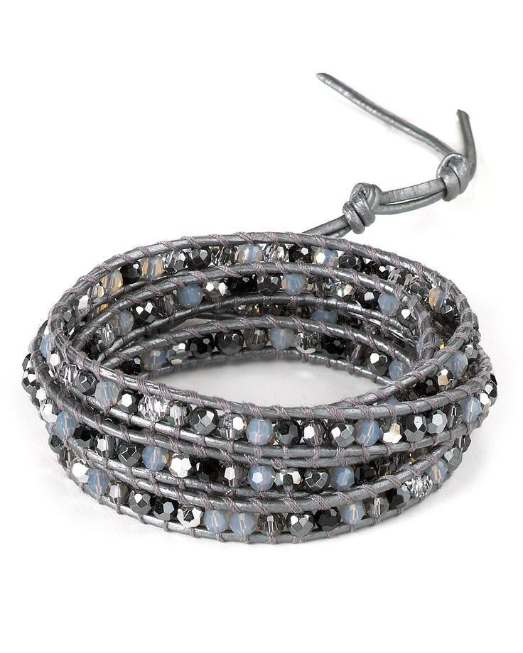 Chan Luu: Style, Chan Luu, Wrap Bracelets, Pearl Bracelets, Pearls, Jewelry, Luu Bracelets, Wraps