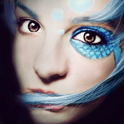 Petit poisson bleu :3