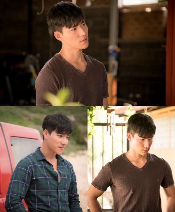 The handsome Daniel Spencer (starred by Jasper Cho)