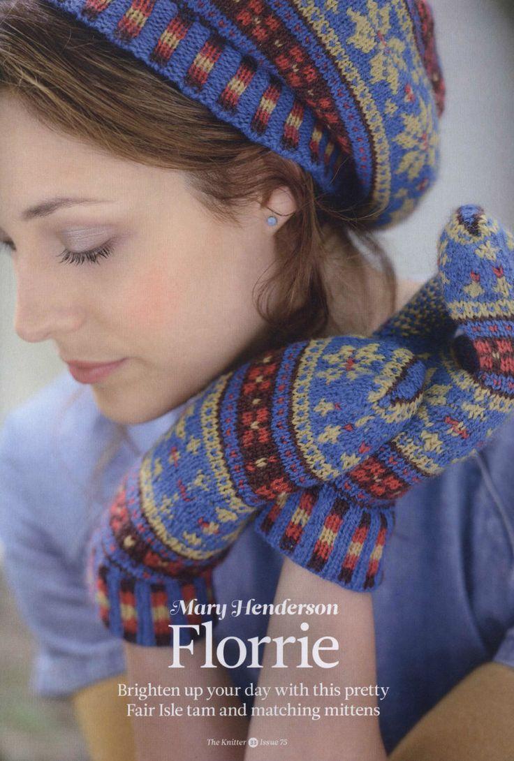 The Knitter №75 2014 - 轻描淡写的日志 - 网易博客