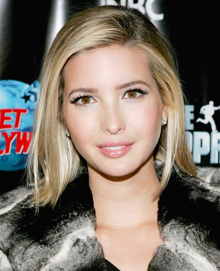 16 of Ivanka Trump's Most Memorable Beauty Moments - 2005 from InStyle.com