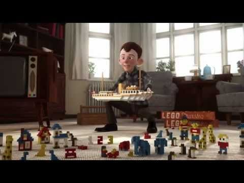 Historien om LEGO [dansk] - YouTube