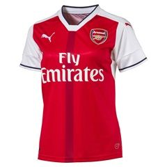 Jersey Ladies Arsenal Home 2017 Puma | Jual Jersey Arsenal Ladies Home 2016-2017 Grade Ori Terbaru !!!