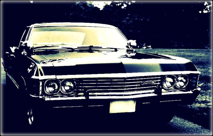 '67 Chevy Impala. Beautiful.