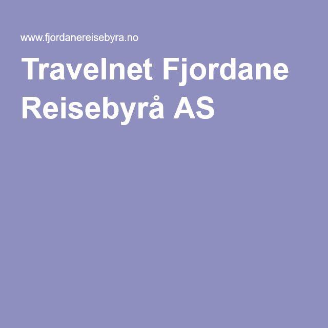 Fjordane Reisebyrå