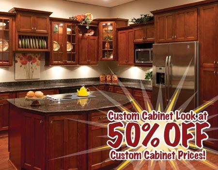 Great Place For Discount Kitchen Cabinets In Houston Texas. No Particle  Board!
