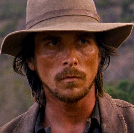 101 best images about ... Christian Bale Western