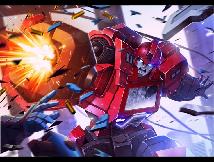 TRANSFORMERS: Ironhide by kevinTUT.deviantart.com on @DeviantArt