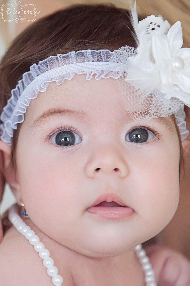 Beautiful baby girl ! - www.bebefotostudio.ro