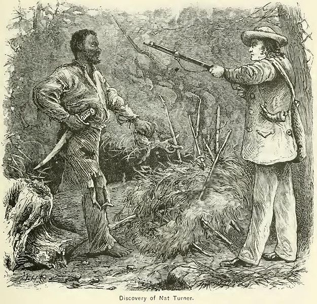 The top five slave rebellions in the United States are described by Henry Louis Gates, Jr. in this blog post.