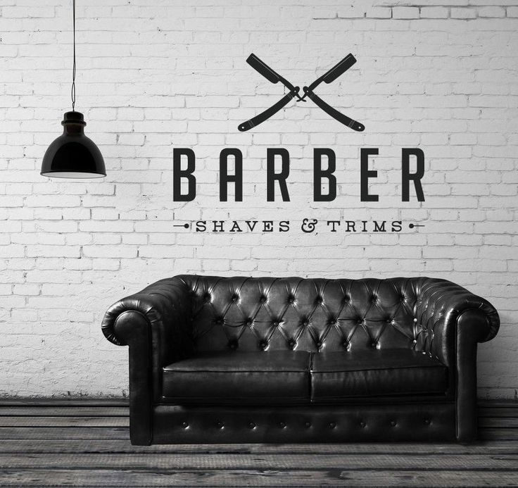 Free Shipping UNISEX HAIR SCISSORS Salon Hairdresser Beauty Barber Shop Wall Art Stickers Decal Home Decoration Mural with Free Shipping  have discount 35.0% Off sales