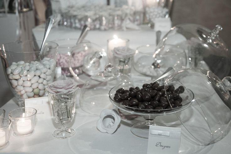 le cards segnagusto create da Azuleya per un elegante confettata