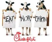 Chick-Fil-A! my new favorite :)))