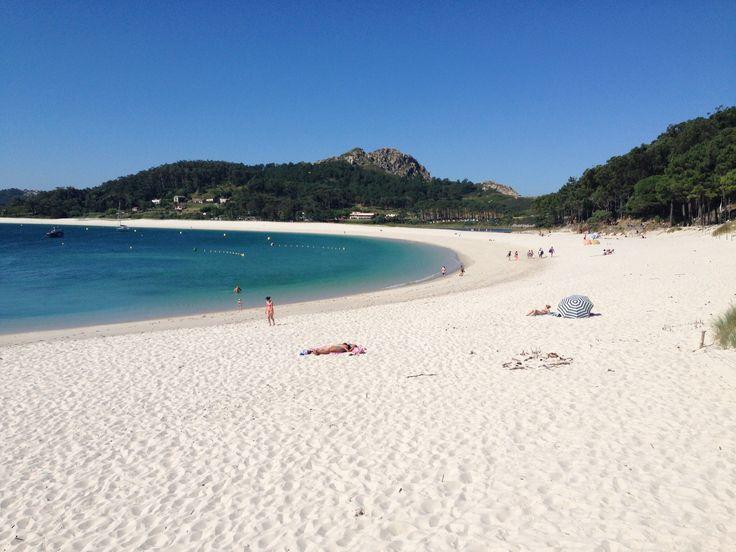 Cies Island, Vigo, Galicia