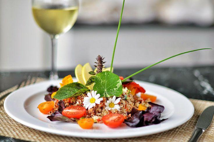 Quinoa Salad Recipe at Willowbend