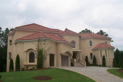 Casa Clasica Tejado Colonial