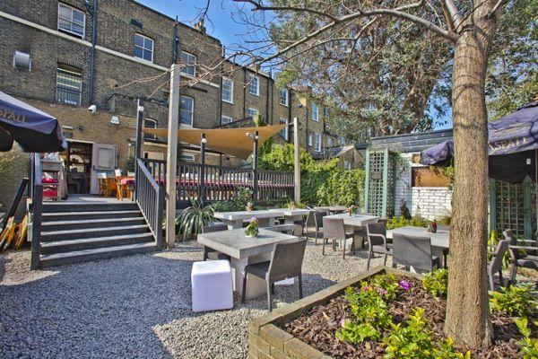 Restaurants Near Kennington Station