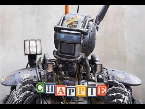 Conspiracy Not-Theory: Chappie Film (2015) Illuminati Secrets Revealed