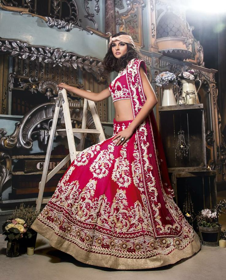 wedding Lehega by Ekta Solanki. indian wedding. Indian wedding clothes