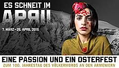 Osterfest vom 2. bis 6. April 2015 im Maxim Gorki Theater Berlin