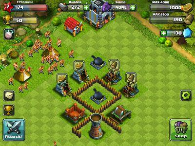 40ec99c464d93f24903facff7735e665 Clash Of Clans Games